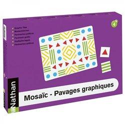 Mosaïc - Pavages graphiques