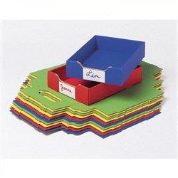 Casiers en carton - Lot de 12