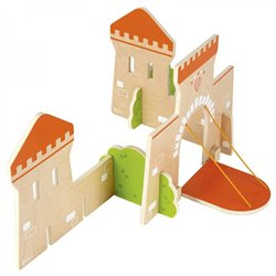 Décor château