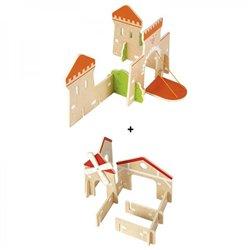Décor château + Décor village - Offre spéciale
