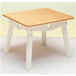 Table rectangulaire Tradition