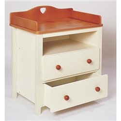Commode à langer Tradition