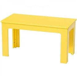 Table rectangulaire Vitamine