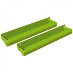 Bacs verts pour chevalet