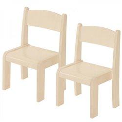 Chaises Taille 1 Clorofile - Lot de 2