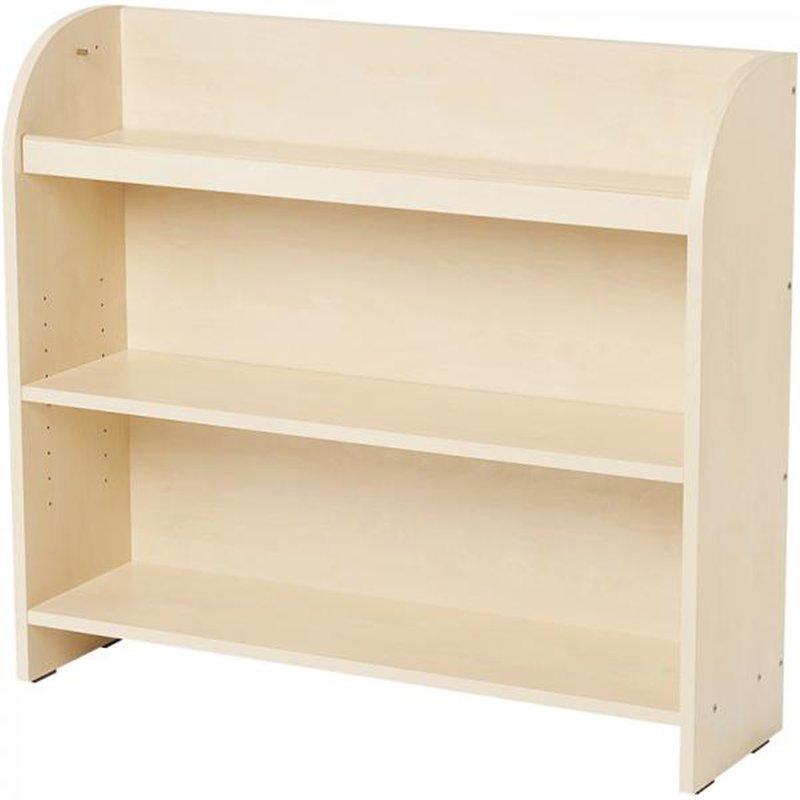 Petit meuble à étagères bouleau MobiNathan