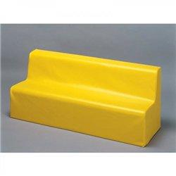 Banquette jaune