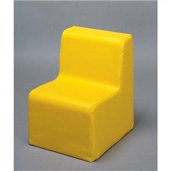 Chauffeuse jaune