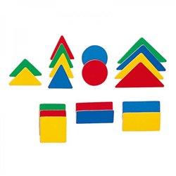 Magnets formes géométriques