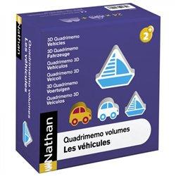 Quadrimemo volumes - Les véhicules
