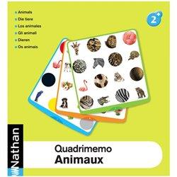Quadrimemo fichier - Animaux