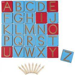 Les pistes graphiques - Lettres capitales et Stylets - Offre spéciale