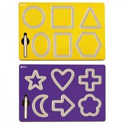 Premières formes géométriques + Premières formes figuratives - Offre spéciale