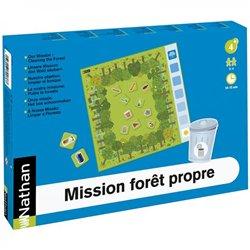 Mission forêt propre