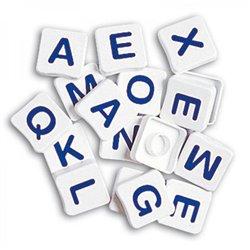 Pions-lettres majuscules