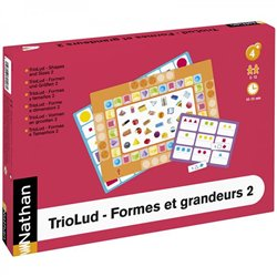 TrioLud - Formes et grandeurs 2