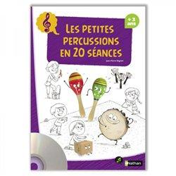 Les petites percussions en 20 séances
