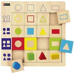 LudiTab Logique - Formes géométriques