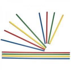Bâtons de gymnastique Gymkit® - L 1,50 m