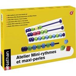 Atelier Mini-rythmes et Maxi-perles pour 6 enfants