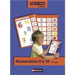 Logico Primo - Numération 0 à 10