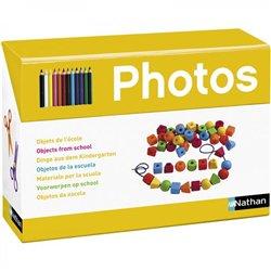 Imagier photos - Les objets de l'école