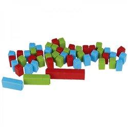 Atelier Cubes et Nombres 1 et 2 - Complément 2 enfants