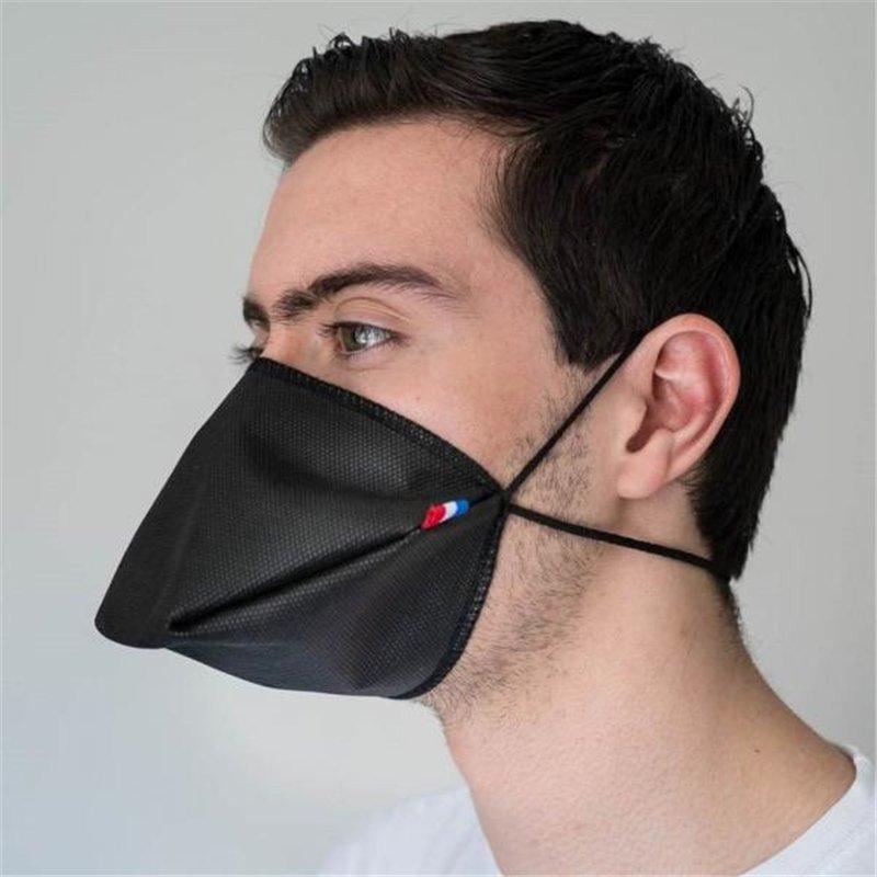 Masque lavable grand public catégorie 1 (lot de 10)