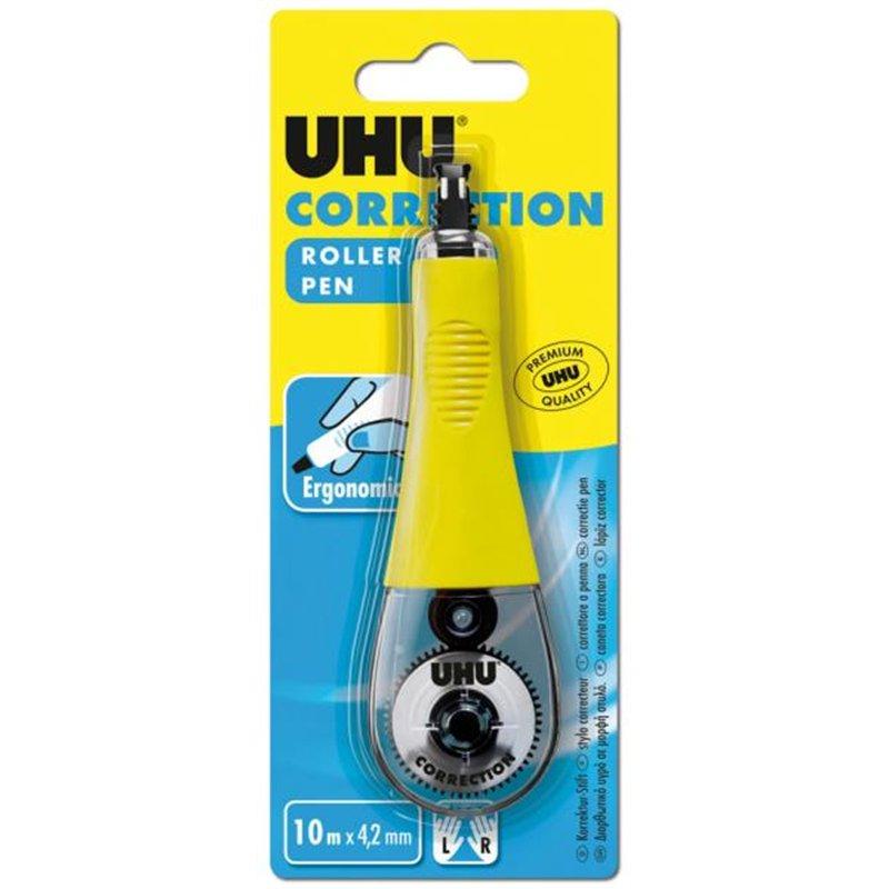 Stylo roller correcteur UHU