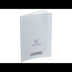 Cahier de poésie 96 pages format 21x29.7 cm