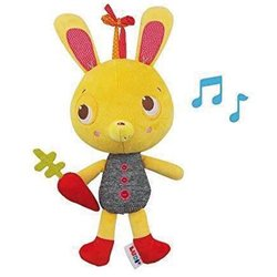 Doudou Lapin musical