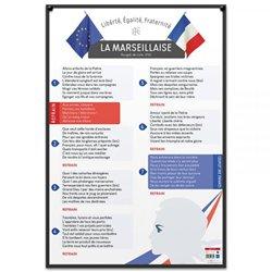Poster La marseillaise