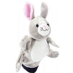 Les gants marionnettes lapin