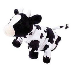 Les gants marionnettes vache