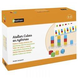 Atelier Cubes en rythmes - Pour 6 enfants