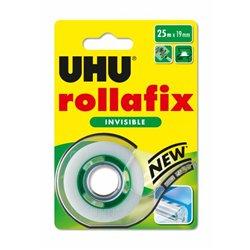 Dévidoir rollafix invisible UHU