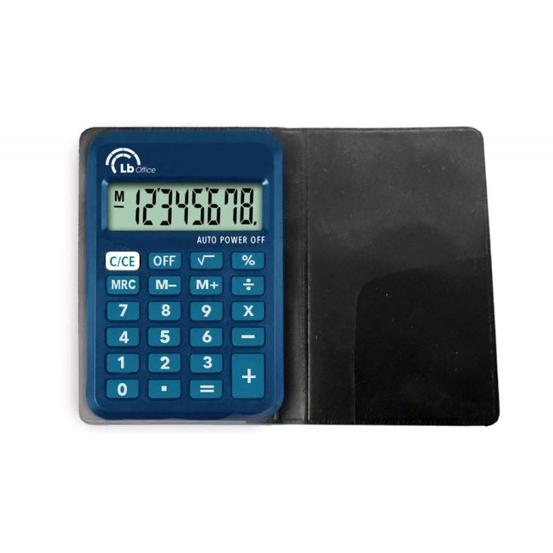 Calculatrice de poche Easy LB Office