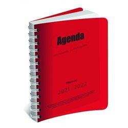 Agenda journalier 12 x 17 cm 1 jour par page