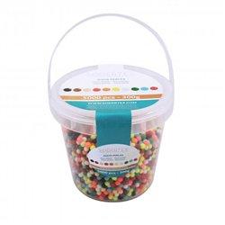 Pack 5000 aquaperles 3 x 3 mm en 10 coloris assortis