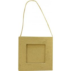 Mini-cadre carton encadrement carré