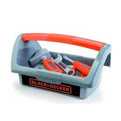 Boite à outil B&D + 6 outils
