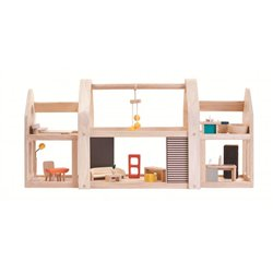 La maison modulable 3 blocs
