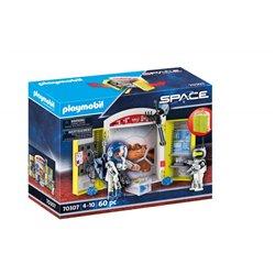 Le coffre base spatiale