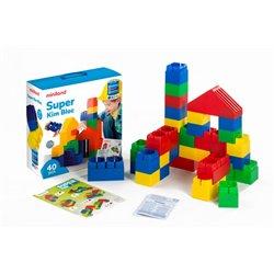 Briques de construction souples